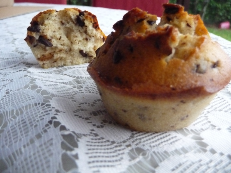 Muffins moelleux