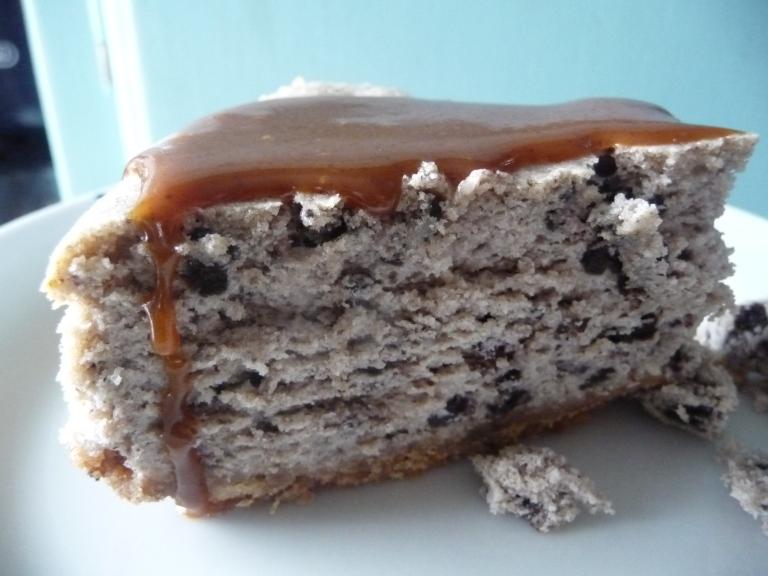 Cheesecake aérien Oreo